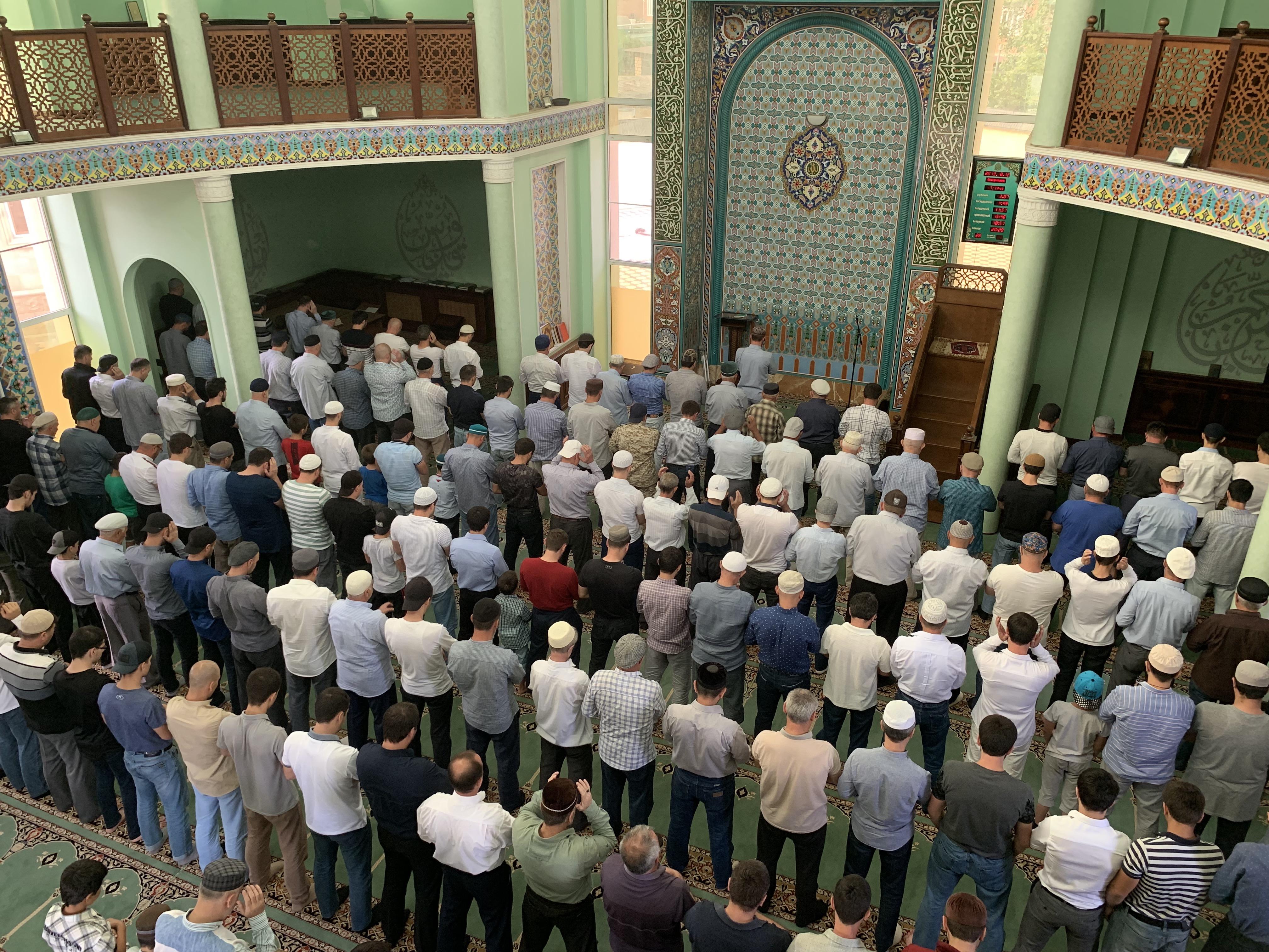 ДАГЕСТАН. Дербентцы отпраздновали праздник Курбан-Байрам