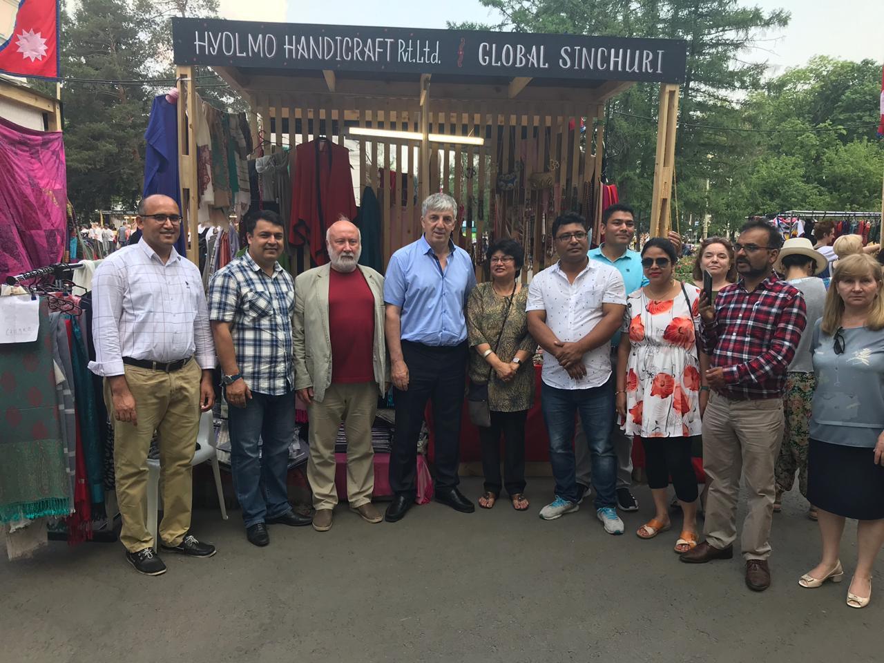 ДАГЕСТАН. Хизри Абакаров встретился с послом Непала в Российской Федерации